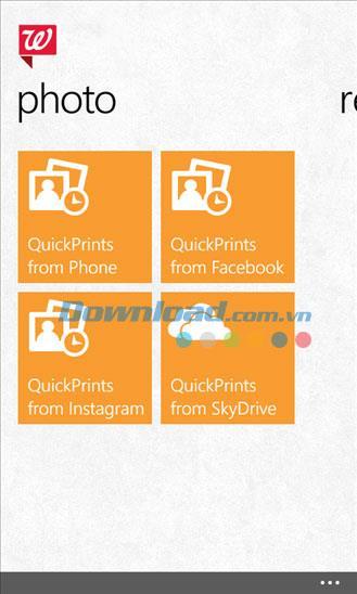 Walgreens für Windows Phone 2.1.1.0 - Einkaufsführer für Windows Phone