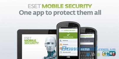 ESET Mobile Security for Windows Mobile 1.3.1670 - Protection complète pour Windows Mobile