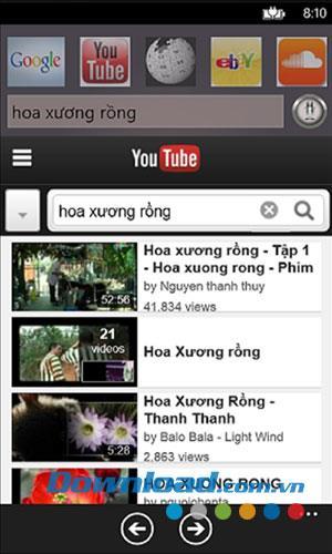 Viet Voice pour Windows Phone 1.0.0.2 - Logiciel de reconnaissance vocale vietnamienne
