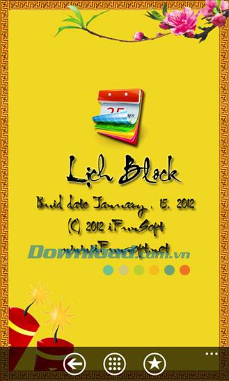 LichBlock for Windows Phone1.4-カレンダーを検索する