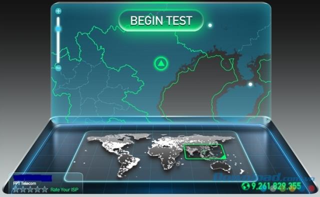 Speedtest - Testen Sie die Geschwindigkeit und Qualität Ihres Breitbandnetzes