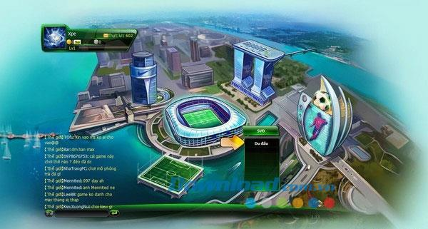 Cup C1 Alpha Test - Game Manage the Soccer Cup C1