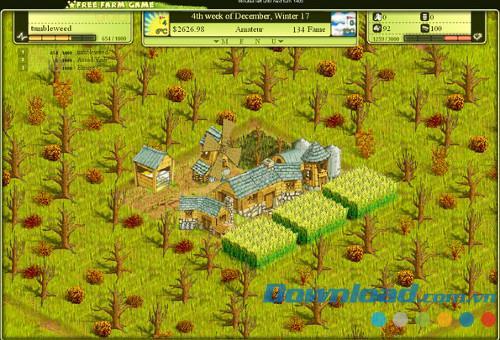 Free Farm Game - Jeu de gestion de ferme sur le navigateur