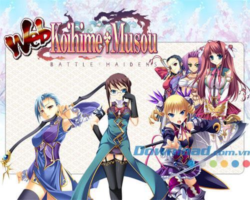 Web Koihime Musou - Spiel die beste Version
