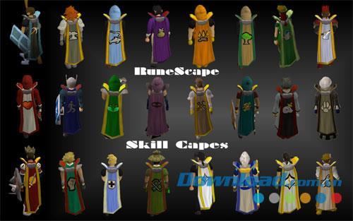RuneScape-不思議な脱出のゲーム