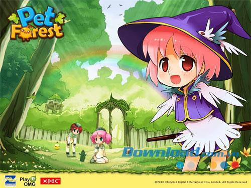 Pet Forest - Magisches Wahrsagespiel