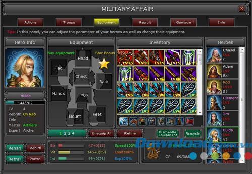 Krieg von 2012 - Kriegsspiel 2012