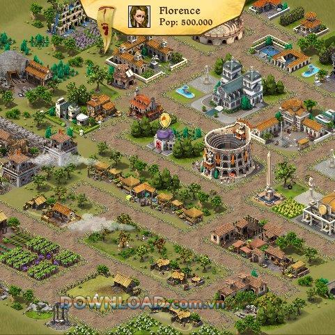 不思議の街-強力な帝国を築く