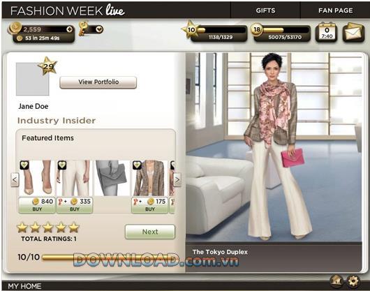 Fashion Week Live - Modewelt