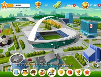 11x11 - Gestion d'équipe de football en ligne