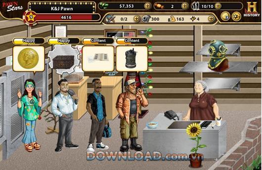 Bauernsterne: Das Spiel - Meisterpfandhaus