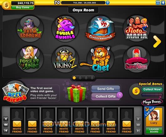 Slotomania-オンラインカジノ
