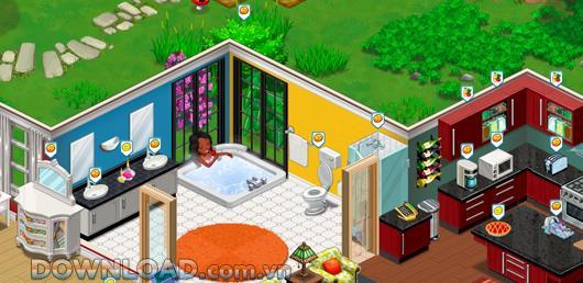 La Ville - Construisez votre propre maison