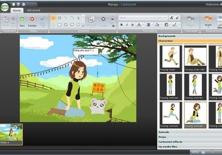 Creaza-究極のアニメーション、写真、ビデオエディタ