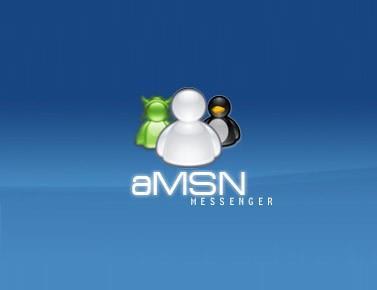 aMSN pour Linux