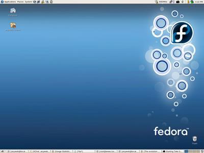 Fedora 12 für Linux