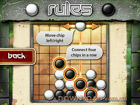 Connect Four forBlackBerry-接続ゲーム4-forBlackBerry