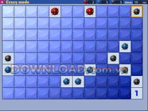 MineSweeper Pro for BlackBerry 2.2 - Jeu pour détecter les mines sur BlackBerry