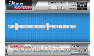 Domino Go forPlayBook-PlayBookでドミノをプレイする