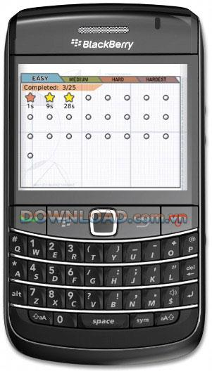 Es ausfüllen!  für BlackBerry 1.5.1 - Puzzlespiel für BlackBerry