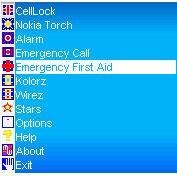 Celllock pour BlackBerry
