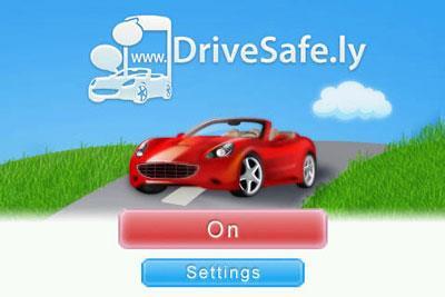 DriveSafely für Blackberry