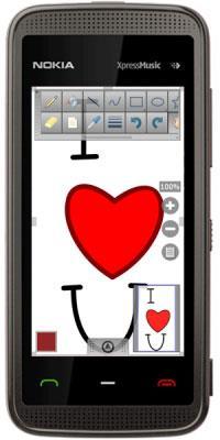 HandyPaint pour Symbian