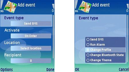 Psiloc MiniGPS (S60 3rd Edition) 2.00 - Positionnement global GPS pour Symbian