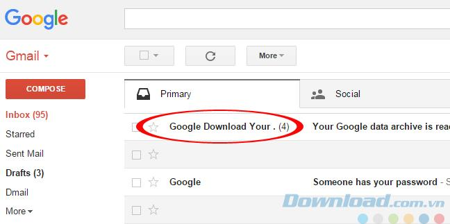 Comment enregistrer les données Gmail sur votre ordinateur