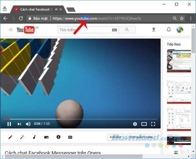 Téléchargez YouTube sur votre ordinateur sans logiciel