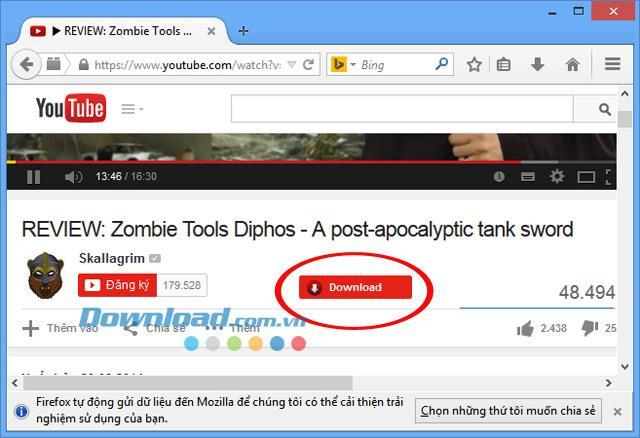 Comment télécharger des vidéos de YouTube sur Firefox