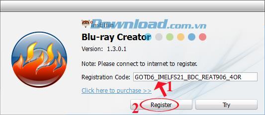 [Gratuit] Copyright Logiciel imElfin Blu-ray Creator