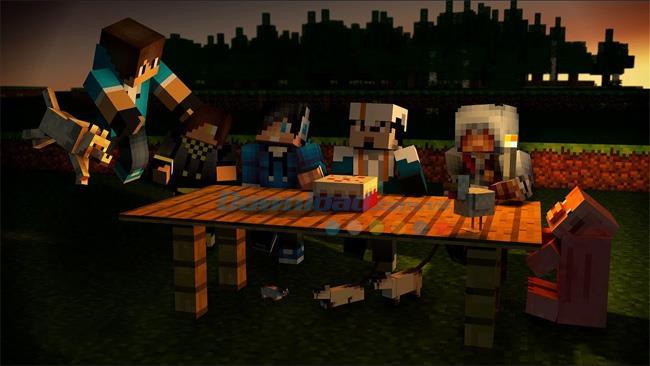 Tout sur la magie dans le jeu Minecraft