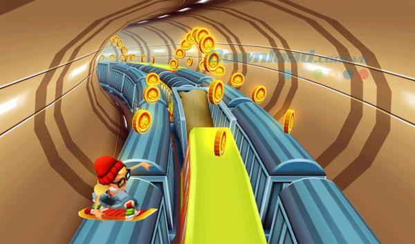 Das Geheimnis, um die Mission im Spiel Subway Surfers zu erfüllen