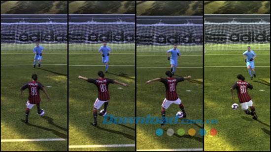 Wie man den Ball im Spiel FIFA Online 3 führt und tritt