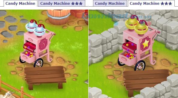 Comment utiliser le fabricant de bonbons dans le jeu Hay Day
