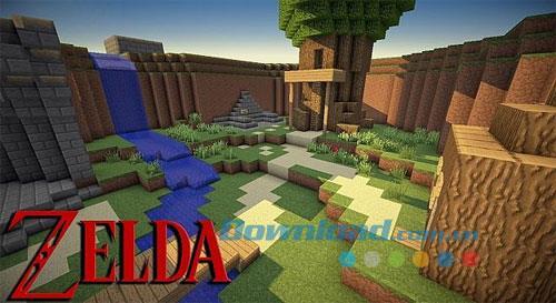 Synthétiser la meilleure carte de Minecraft