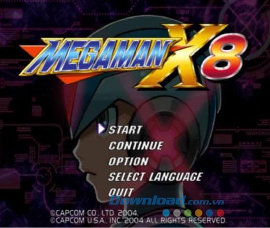 Comment obtenir une armure dans Mega Man X8