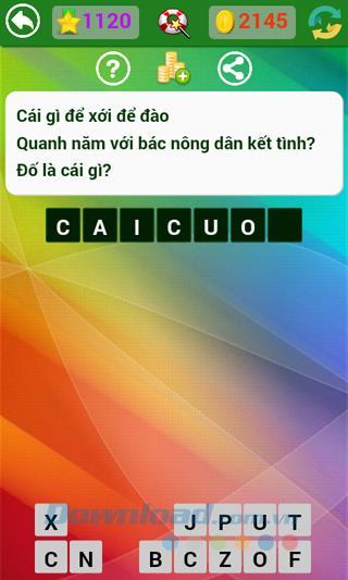 Réponses Jeu Folk Quiz - Partie 31