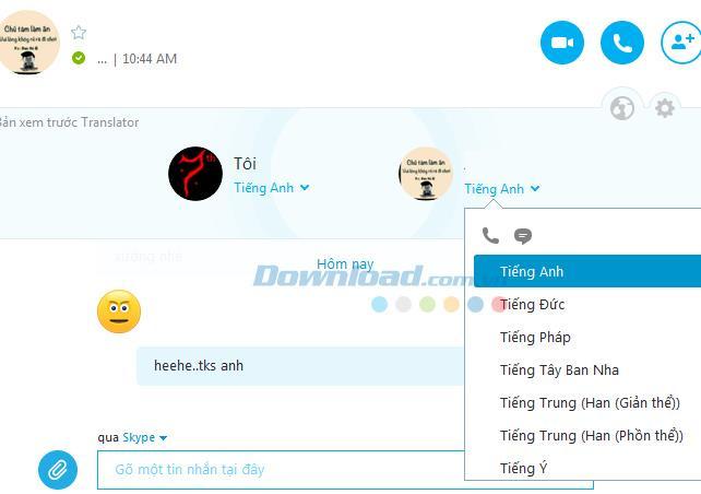 Comment utiliser Skype Translator sur un ordinateur
