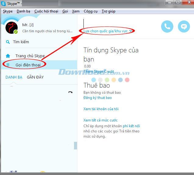 So tätigen Sie einen Telefonanruf über Skype mit einem Computer