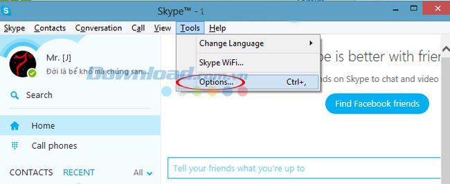 Correction de l'erreur de ne pas pouvoir se connecter à Skype plus efficacement