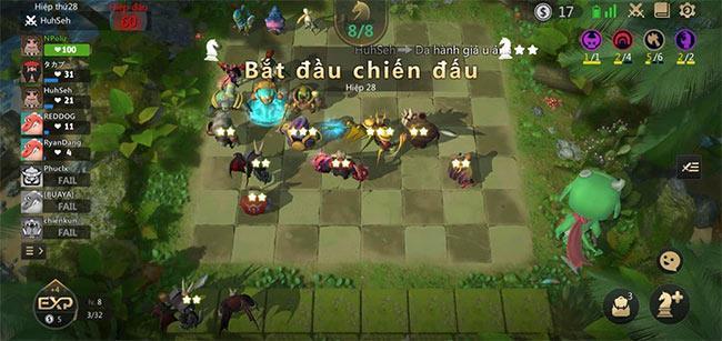 Auto Chess Mobile: quelques alignements de base pour les nouveaux joueurs