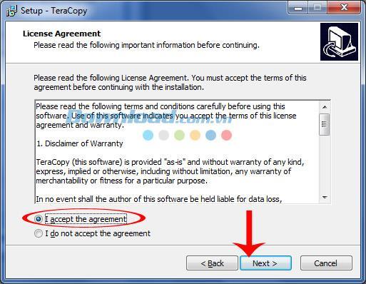 Installez et utilisez TeraCopy pour accélérer la copie des données