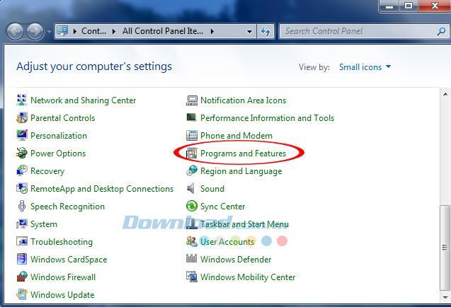Windows10 / 8/7コンピューターでアプリケーションを削除する方法