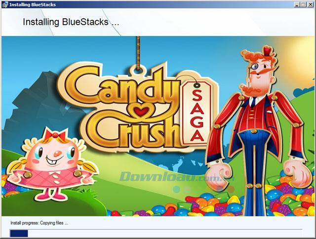 So installieren Sie Android-Software auf einem PC mit Bluestacks