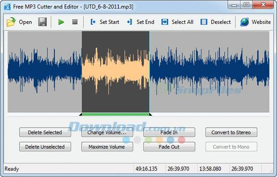 TOP beste kostenlose Software zum Schneiden und Verbinden von Musik