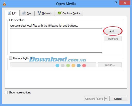 VLCメディアプレーヤーでビデオを変換するためのガイド