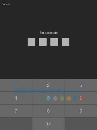 モバイルでFotoRusを使用するための手順