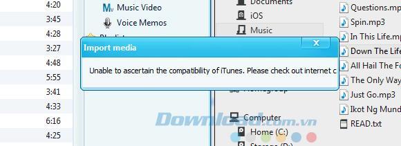 So beheben Sie den Fehler: Mit iTools kann keine Musik auf das iPhone heruntergeladen werden
